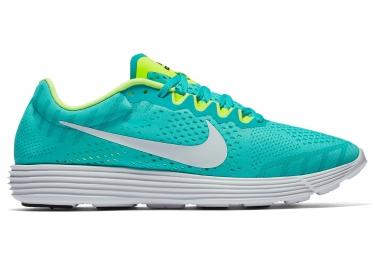 Nike speed lunaracer 4 vert jaune unisex 36 1 2