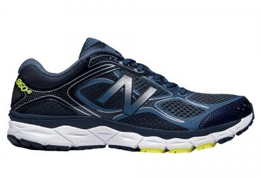 Chaussures de Running New Balance M 860 v6 D Bleu / Gris
