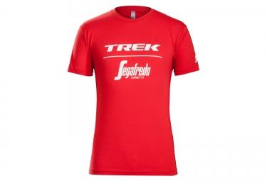 T-Shirt Trek-Segafredo BONTRAGER Rouge