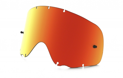 OAKLEY Ecran CROWBAR MX Fire Iridium Ref 01-184