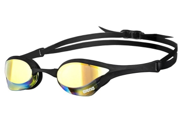 Swimming Googles ARENA COBRA ULTRA MIRROR Black