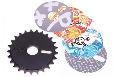 plateau bmx bsd sticker bomb noir 28
