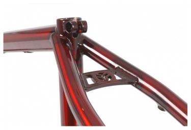Cadre BMX FEDERAL PERRIN Rouge