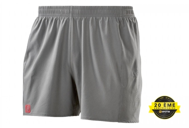 Short skins plus attrex homme 10cm gris xl