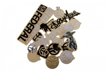 Stickers FEDERAL