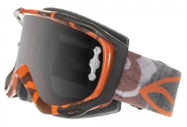 SMITH Masque Fuel V2 Sweat X PASTRANA Orange Noir