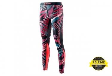 Collant de Compression SKINS DNAMIC Femme Multi-couleur