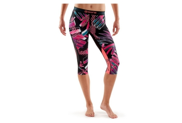 Corsaire de Compression SKINS DNAMIC Femme Multi-couleur