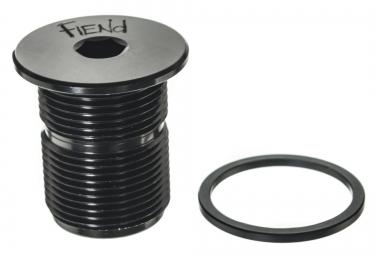 ecrou de fourche fiend m24 noir