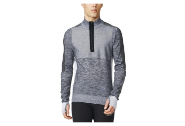 adidas running Sweat PRIMEKNIT Gris Noir