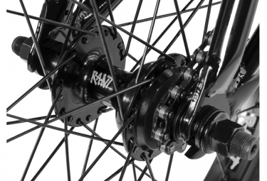 BMX Freestyle SUBROSA SALVADOR XL 21´´ Noir