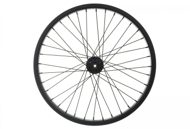 roue arriere fiend process noir