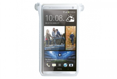TOPEAK Smartphone Case 5'' 6'' White