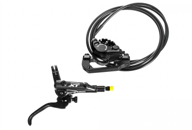 SHIMANO Disc Brake - Rear RH Lever XT M8000 J-Kit (Organic Pads) Ventilated