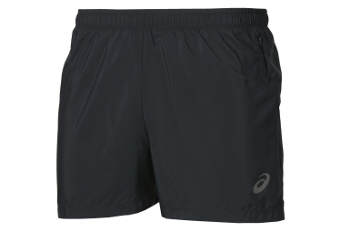 short splite homme asics performance noir s
