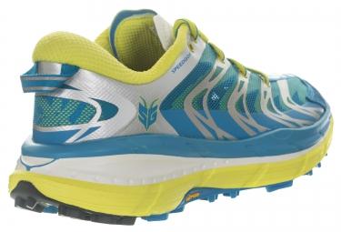 Chaussures de Trail Hoka SPEEDGOAT Trail Bleu / Jaune