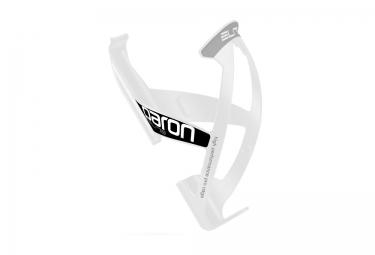 Porte bidon elite paron race blanc logo noir