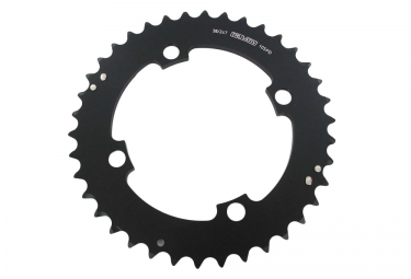 Sram plateau 38 dents 104 noir 10 vitesses