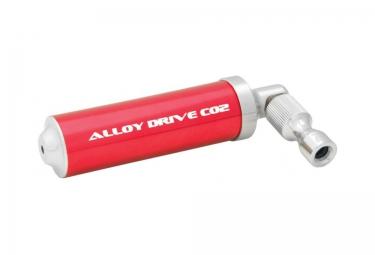 LEZYNE Gonfleur CO2 ALLOY Drive 16gr Rouge
