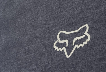 T-Shirt Manches Longues FOX COUNTERPART RAGLAN Noir Rouge
