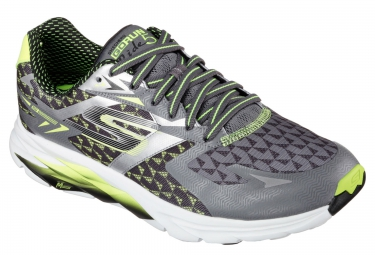 Chaussures de Running Skechers GO RUN RIDE 5 Gris