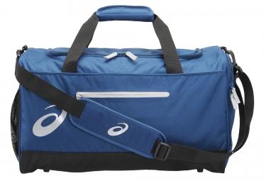 sac de sport asics core bleu
