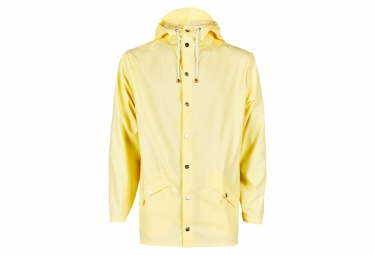 veste rains jacket jaune s m