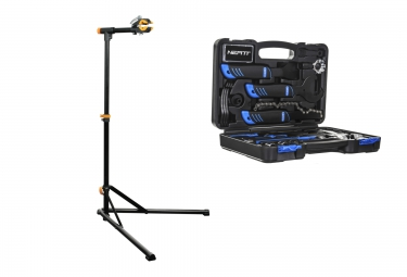 BIKE ORIGINAL Foot Shop EASYWORK II + NEATT Tool Kit Bundle