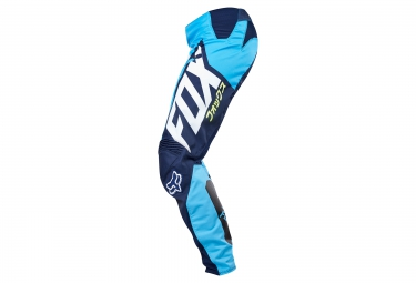 pantalon fox demo dh bleu 36