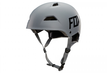 Casque bol fox flight gris s 53 54 cm