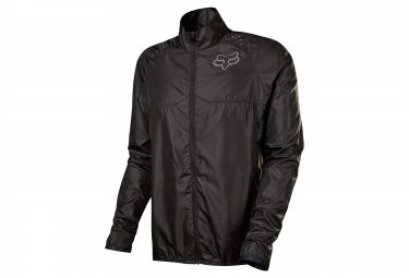 veste coupe vent deperlant fox ranger noir xl