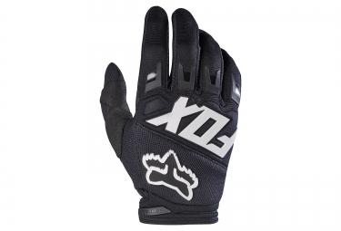 gants longs enfants fox dirtpaw noir kid xs