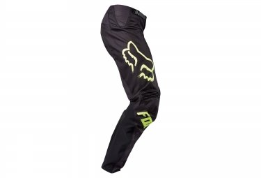 Pantalon Déperlant FOX DEMO DH WR Noir Jaune