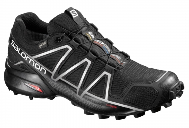 Scarpe SALOMON SPEEDCROSS 4 GTX nere