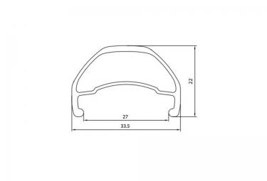 paire de roues vtt dartmoor revolt 27 5 axe 15mm 12x135mm rouge