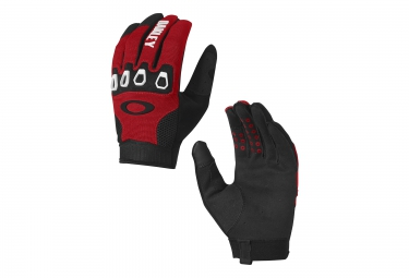 Gants Longs OAKLEY AUTOMATIC 2.0 Rouge