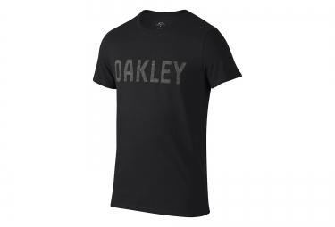 t shirt oakley premium oakley 75 noir xl