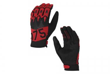 Gants Longs OAKLEY OVERLOAD 2.0 Rouge Noir