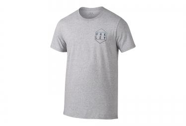 t shirt oakley hex a gone gris l