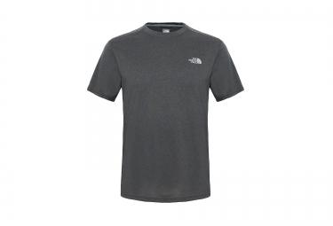 T-Shirt de sport THE NORTH FACE Reaxion Ampere Gris foncé