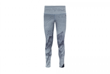THE NORTH FACE Super Waist Tight Legging Female Print Grigio
