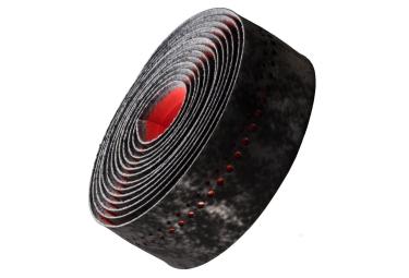 BONTRAGER Handlebar Tape Microfibre Velvetack Black/Red
