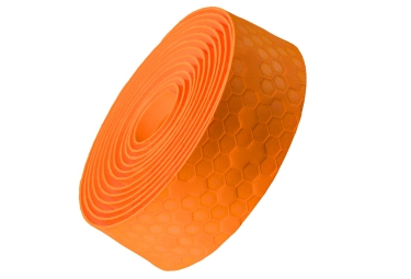 Ruban de cintre bontrager gel cork catalyseur orange