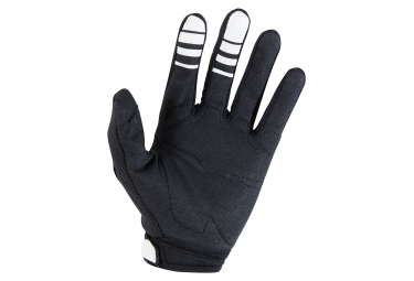 gants longs enfants fox dirtpaw noir kid s