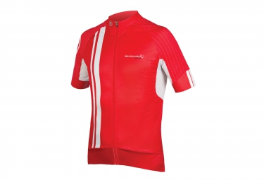 Maillot manches courtes endura pro sl ii rouge m
