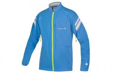 endura veste coupe vent windchill ii bleu s