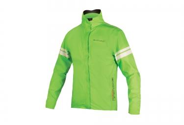 endura veste impermeable pro sl vert haute visibilite m