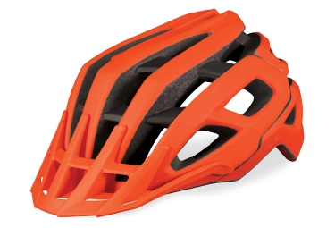 Endura casque singletrack orange m l 55 59 cm