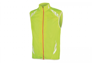 Windbreaker Endura Lumigilet Hi-Viz Yellow