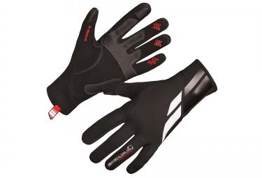 paire de gants endura windproof pro sl noir s